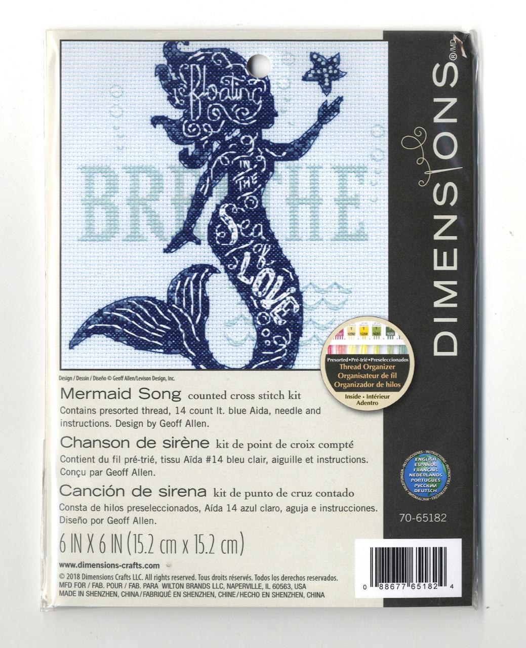 Dimensions Minis - Mermaid Song