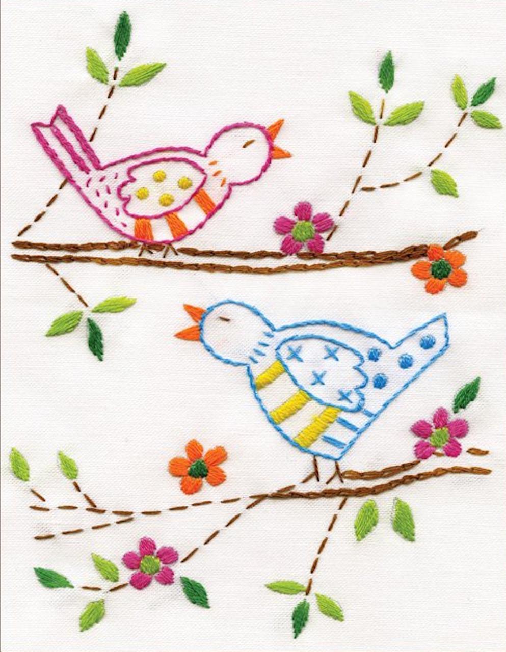Design Works - Birds