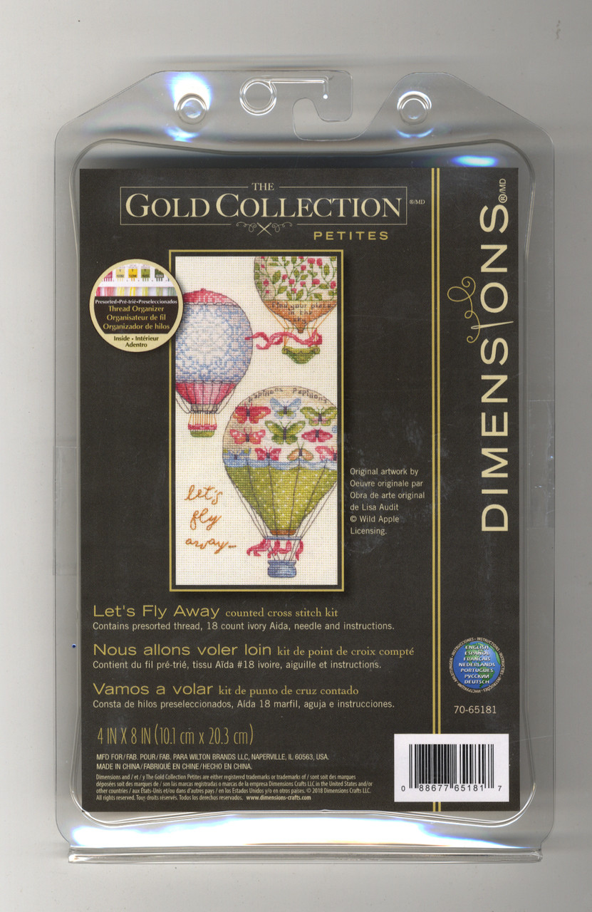 Gold Collection Petites - Let's Fly Away