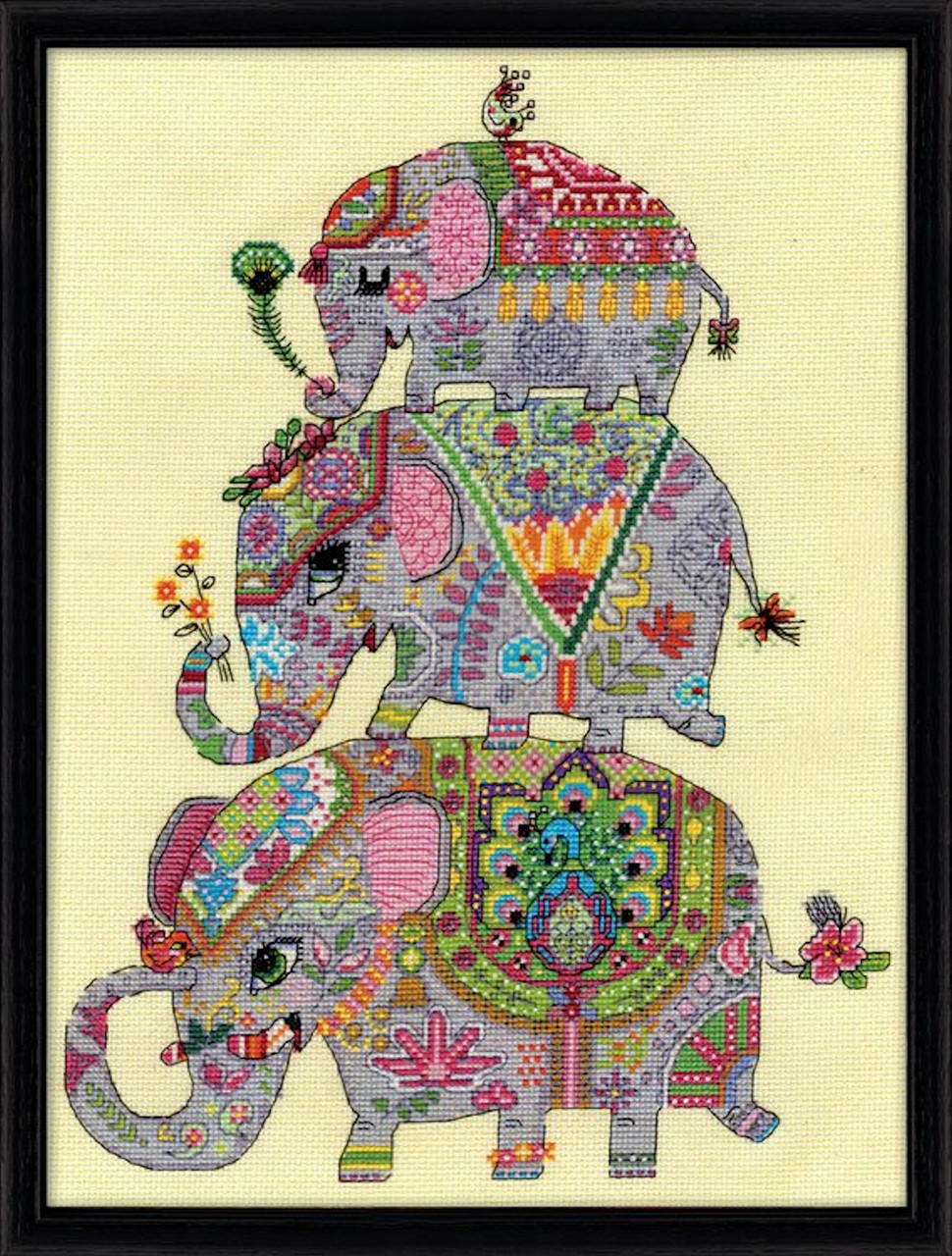 Design Works - Elephant Trio