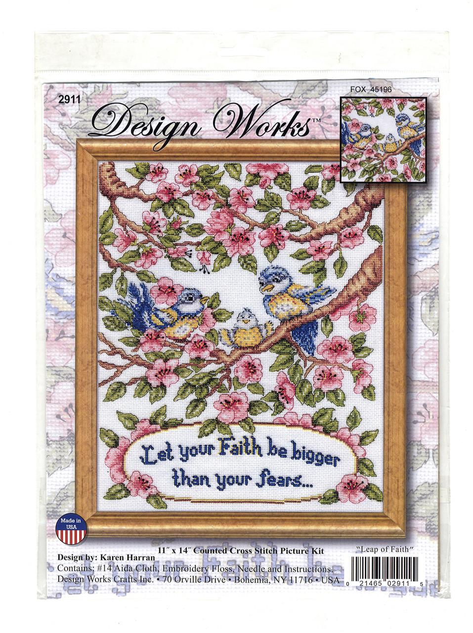 Design Works - Leap of Faith