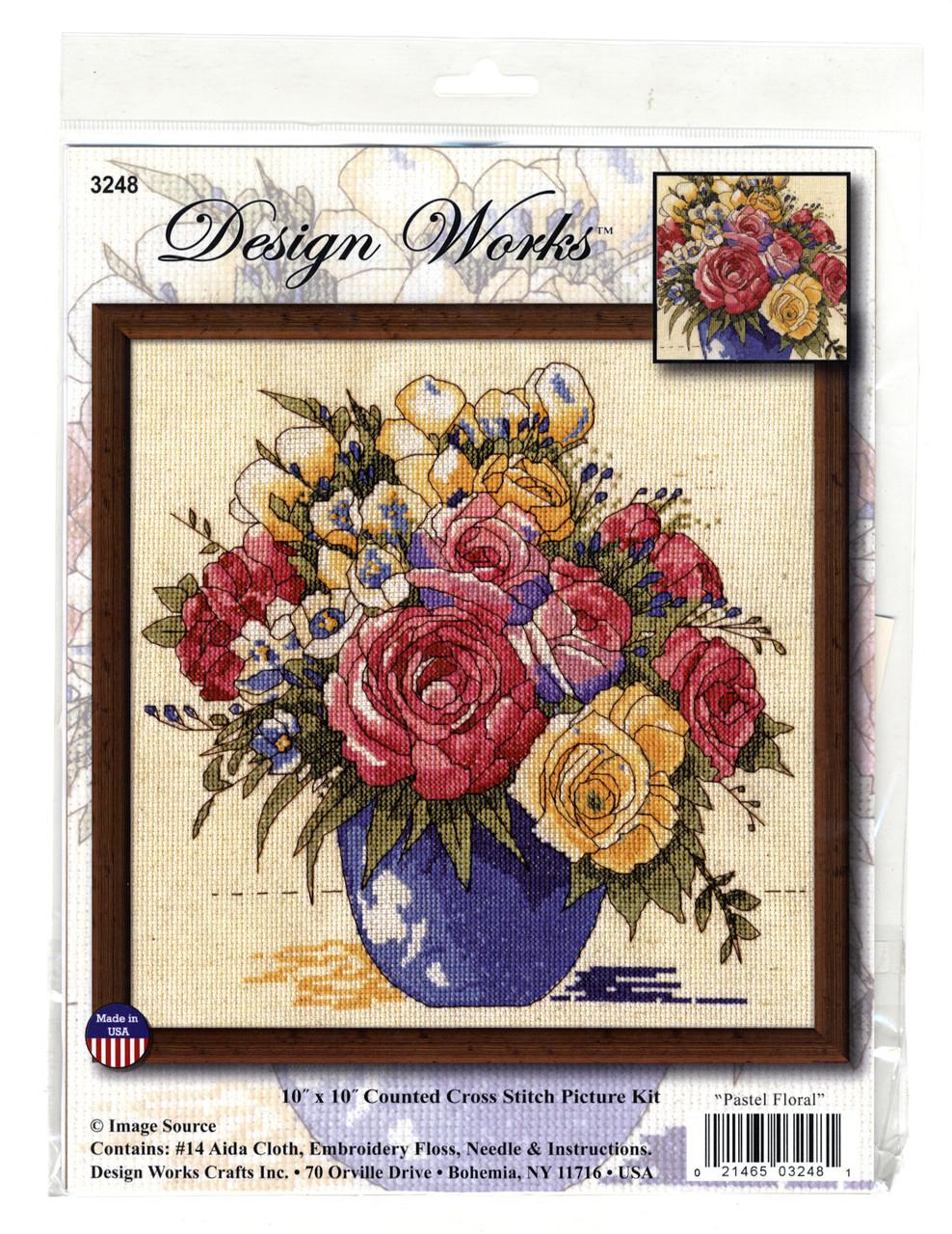 Design Works - Floral Vase