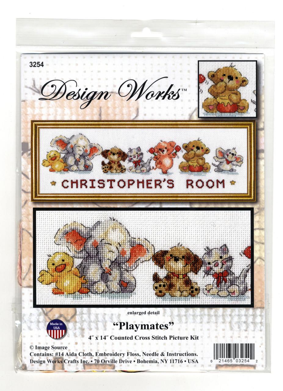 Design Works - Playmates