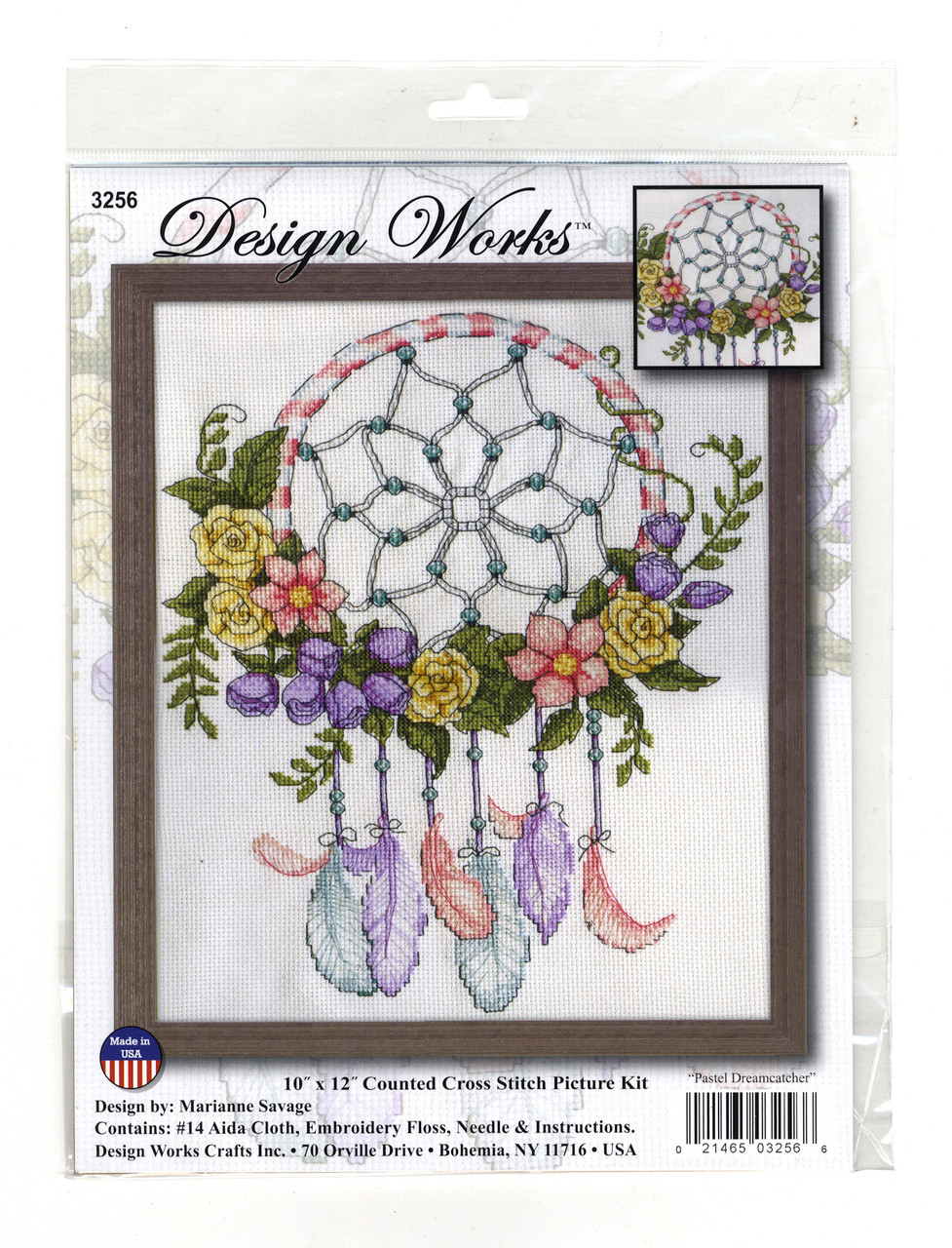 Design Works - Pastel Dreamcatcher