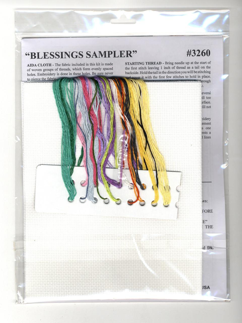 Design Works - Blessings Sampler