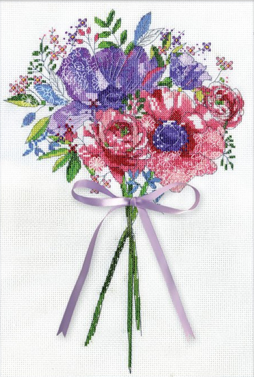 Design Works - Floral Lace
