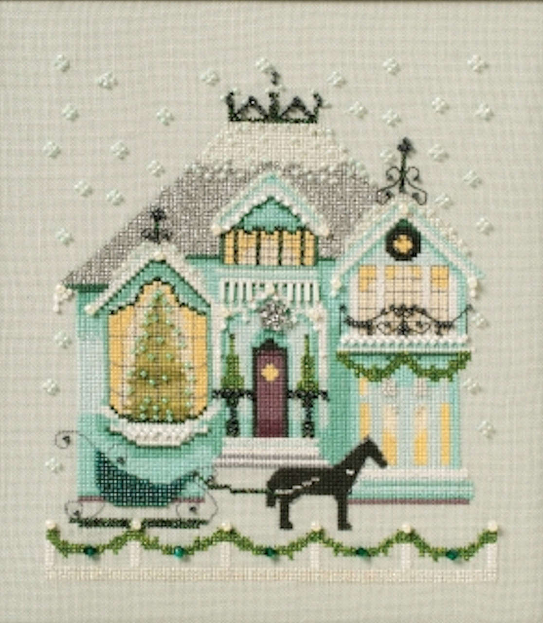 Nora Corbett Embellishment Pack  - The Coffee House