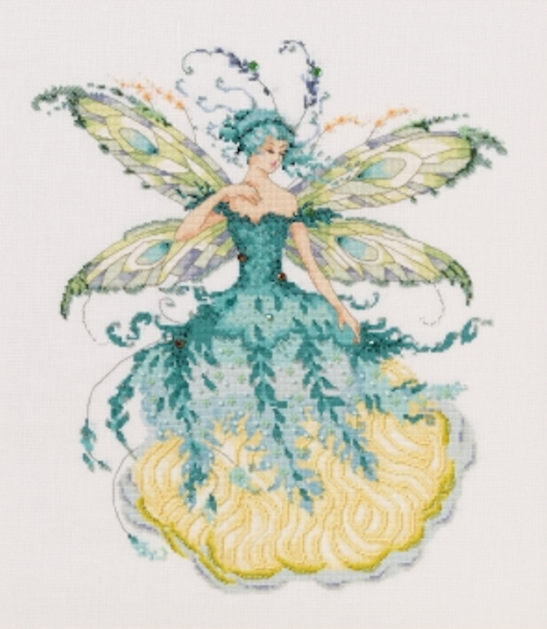 Mirabilia - March Aquamarine Fairy