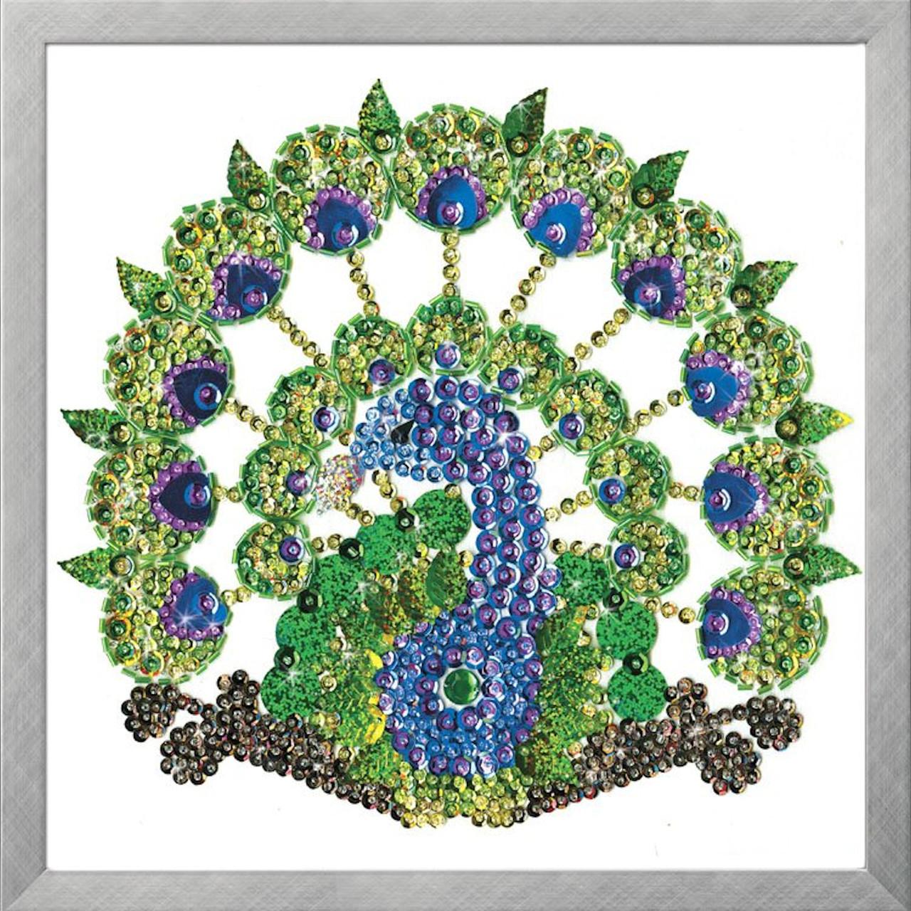 Zendazzle - Peacock