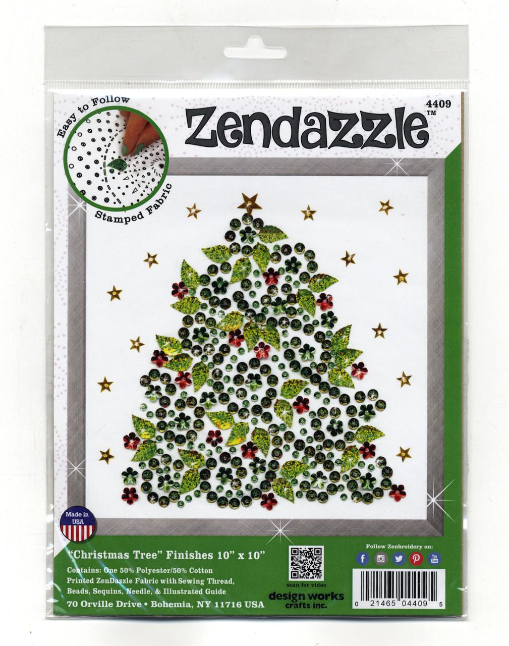 Zendazzle - Christmas Tree
