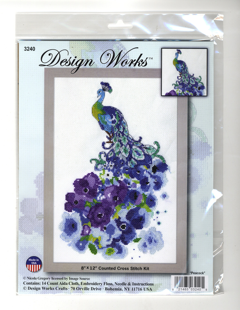 Design Works ~ Peacock