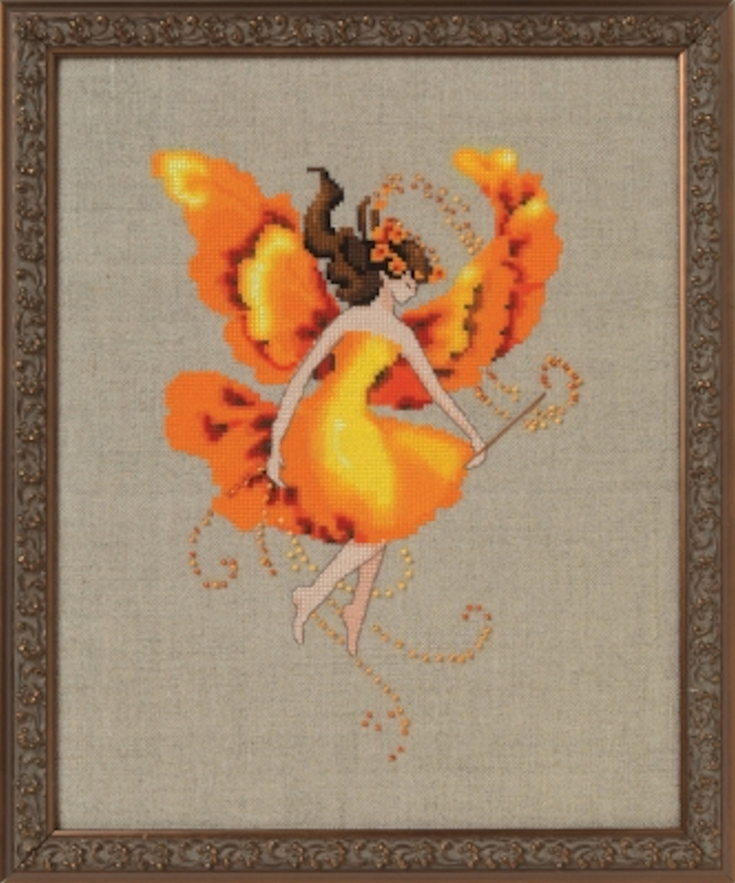 Nora Corbett Embellishment Pack  - Autumn Flame
