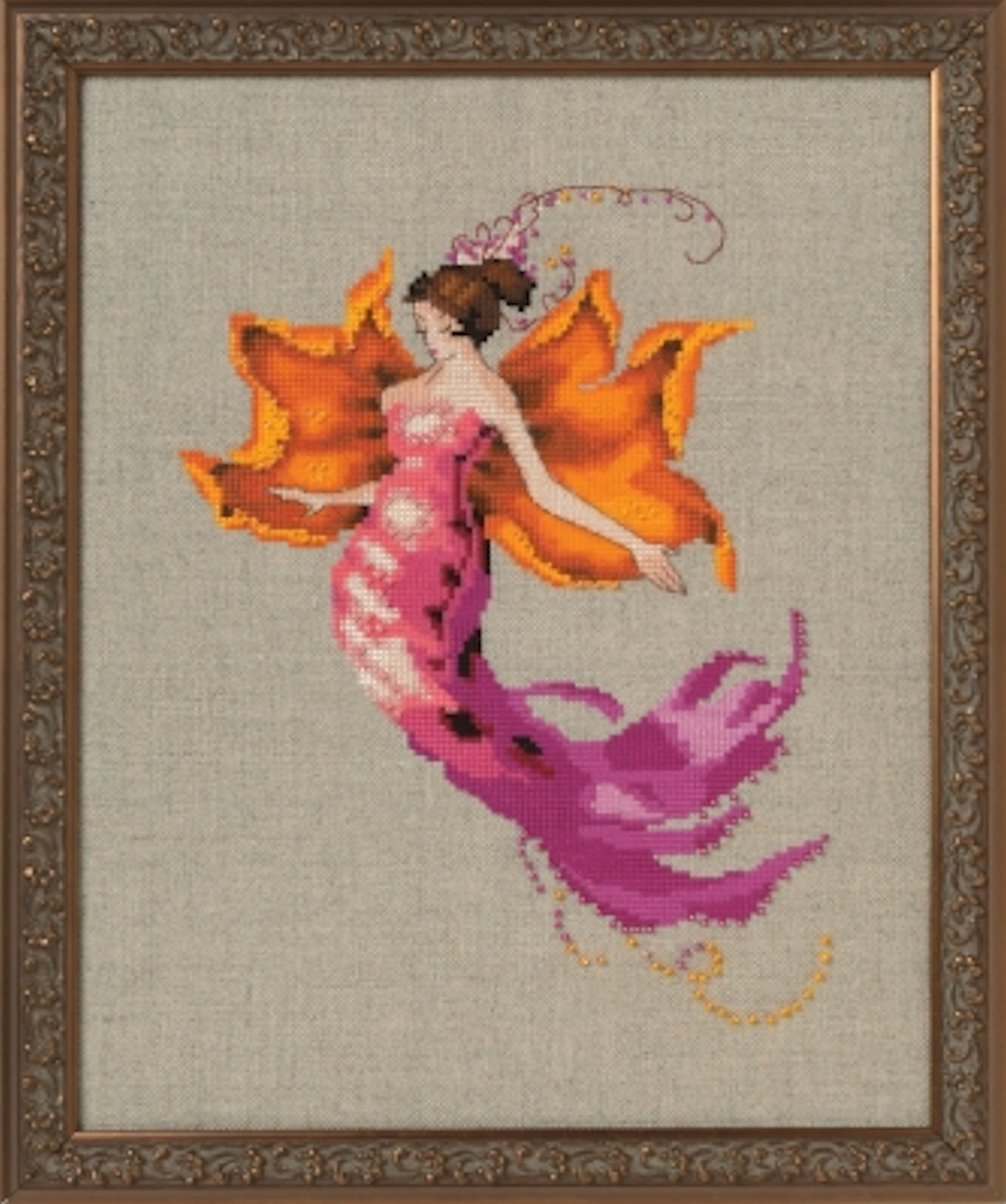 Nora Corbett Embellishment Pack  - Autumn Blaze