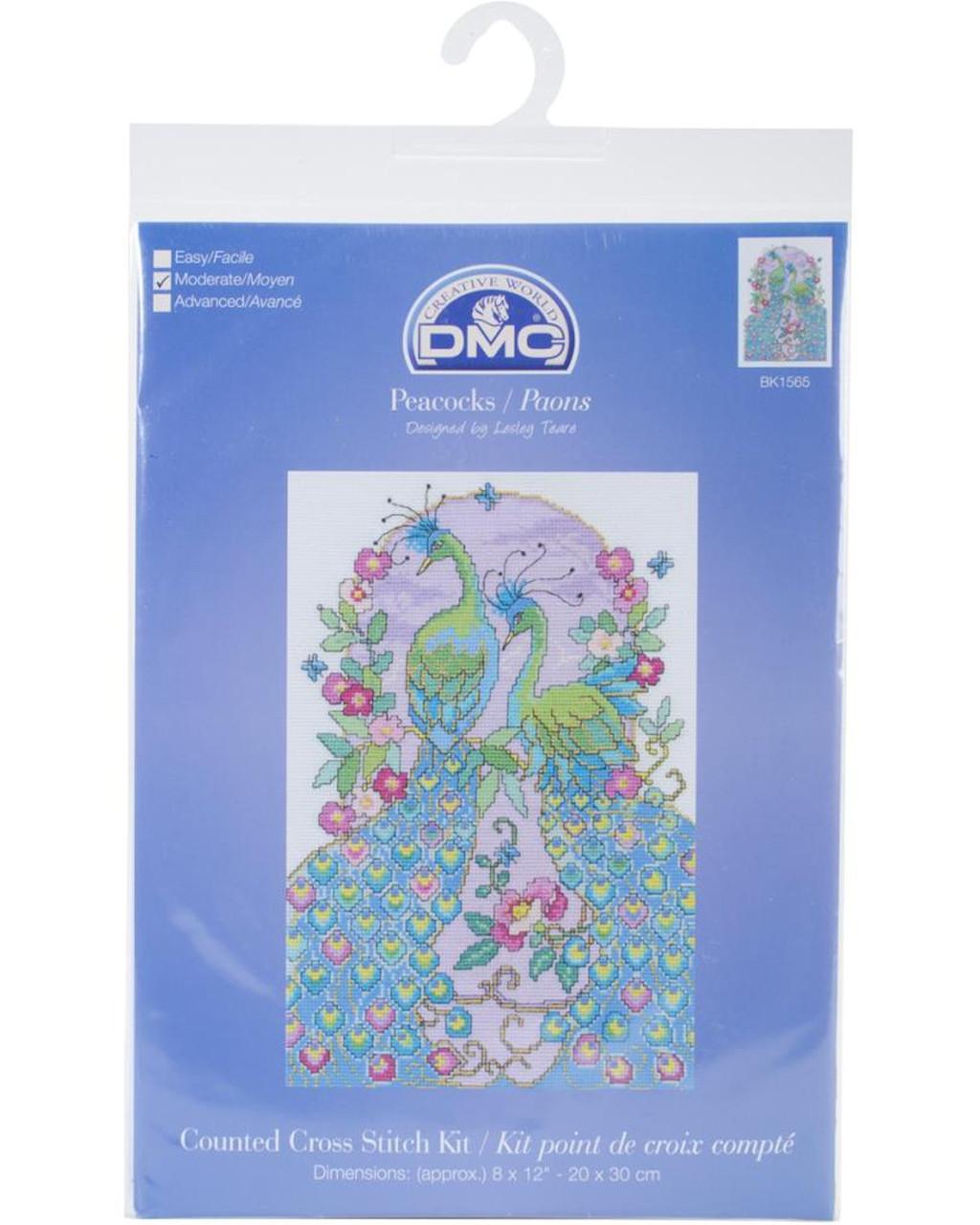 DMC - Peacocks