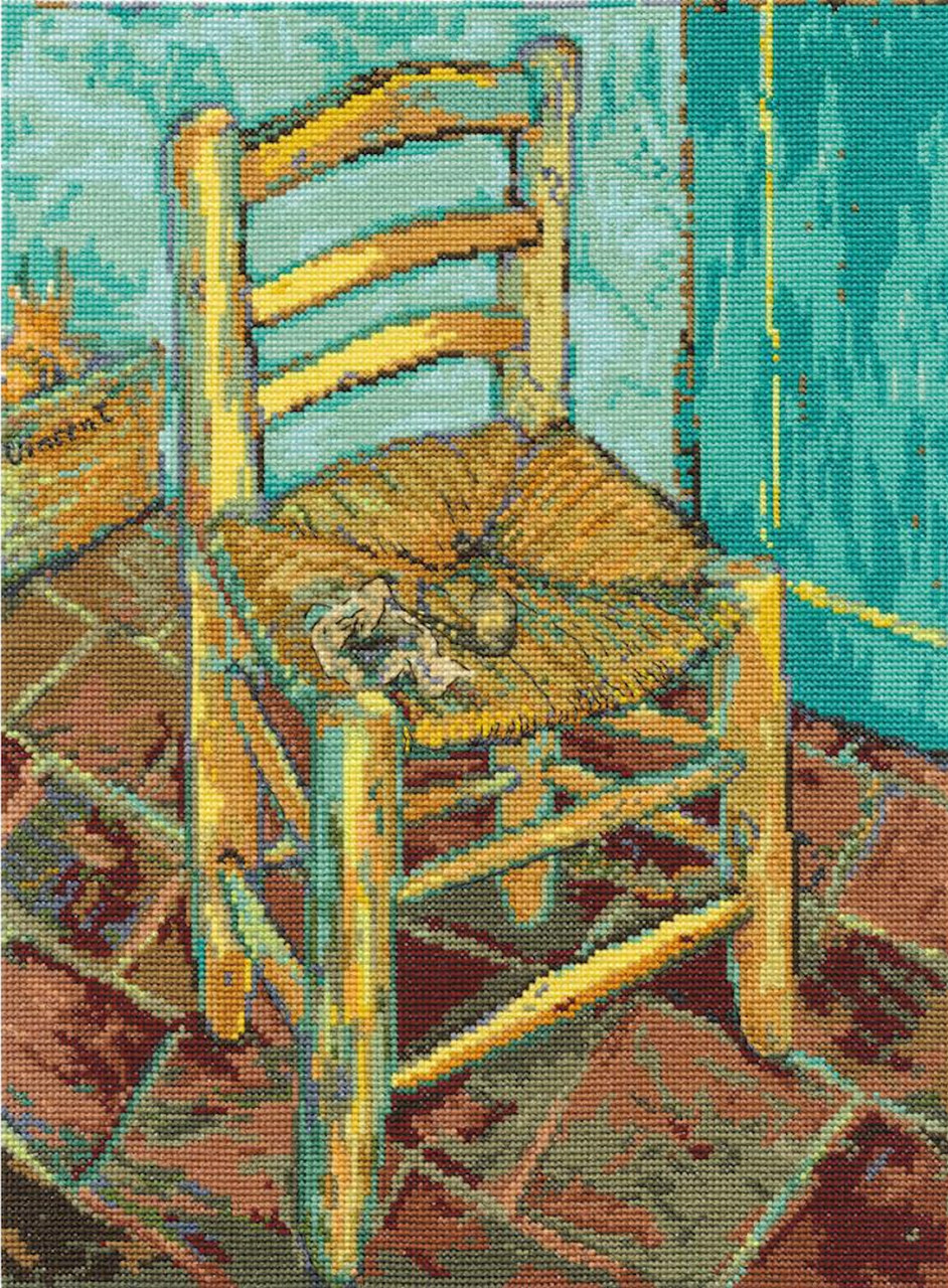 DMC - Van Gogh's Chair