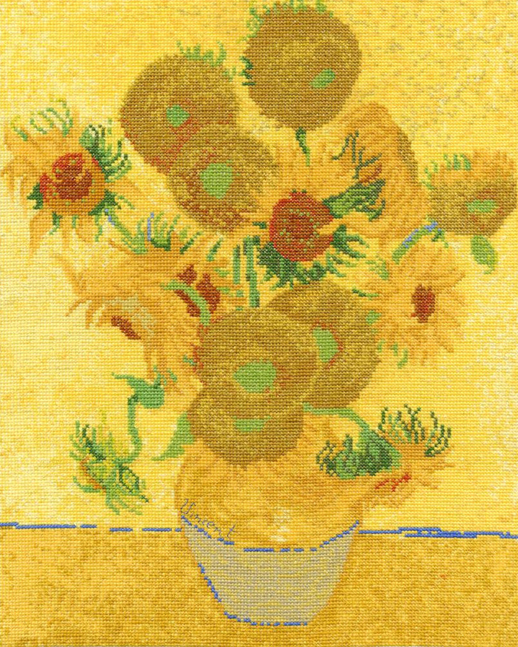 DMC - Van Gogh's Sunflowers