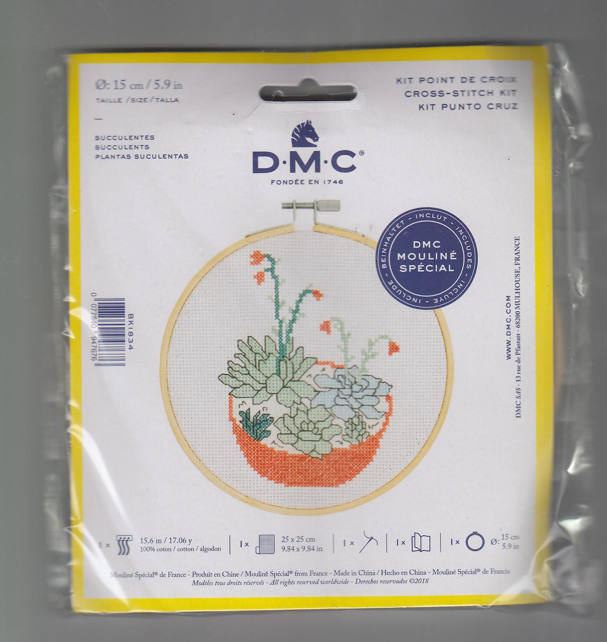 DMC - Succulents