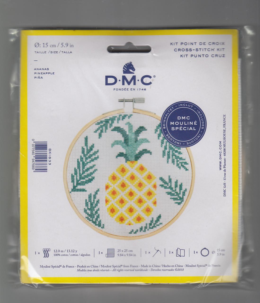 DMC - Pineapple