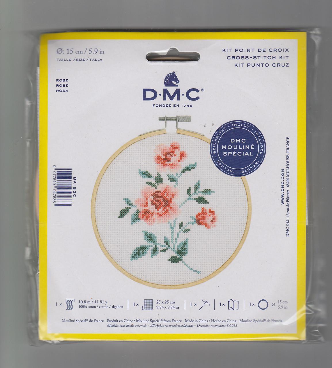 DMC - Rose