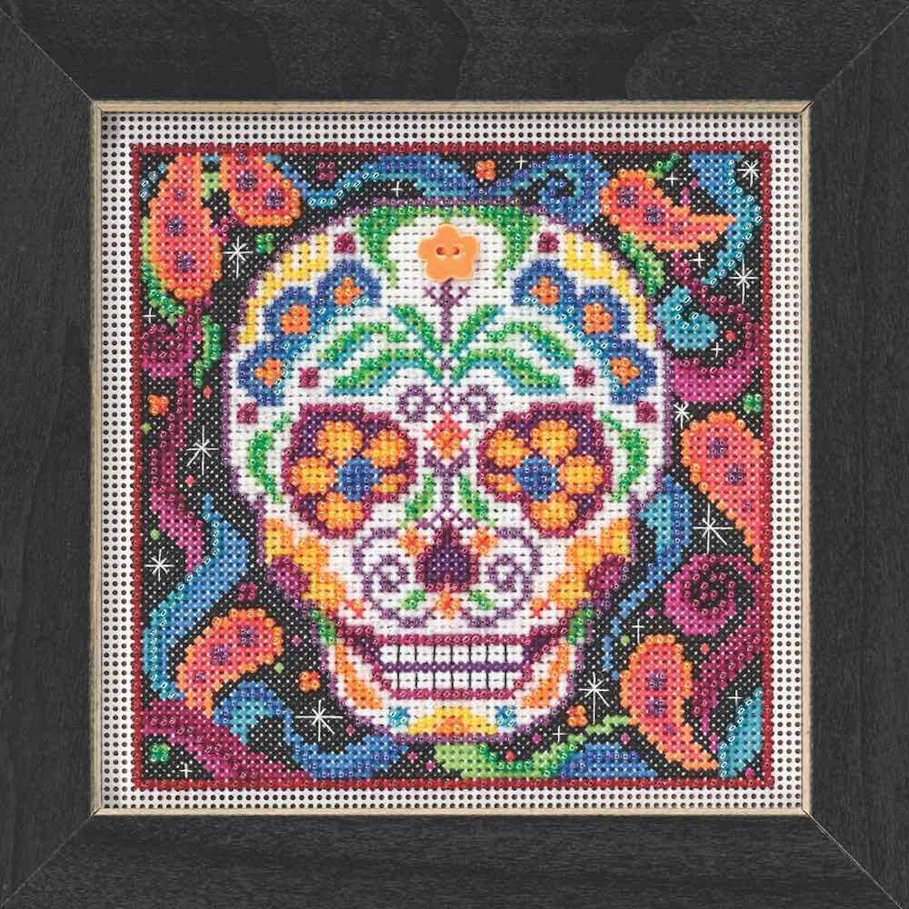 2015 Mill Hill Buttons & Beads Autumn Series - Sugar Skull
