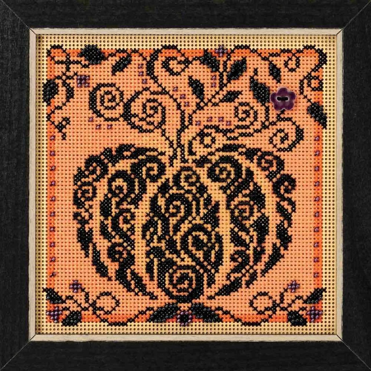 2018 Mill Hill Buttons & Beads Autumn Series  - Enchanted Pumpkin
