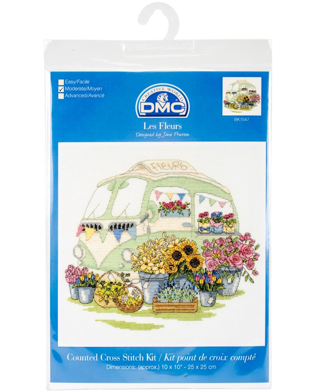 DMC - Les Fleurs