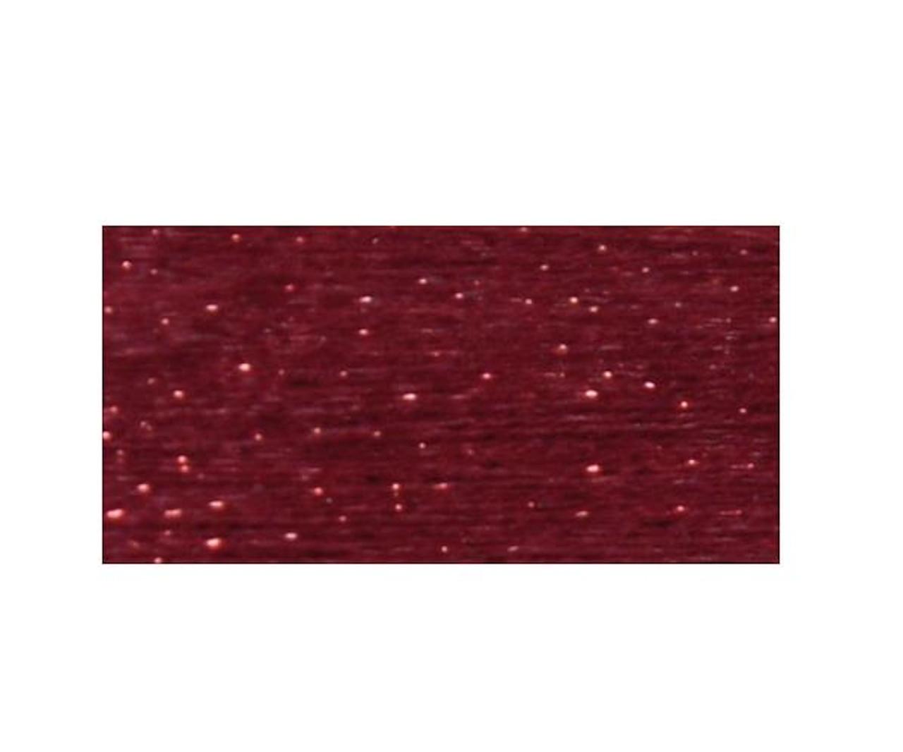 DMC Etoile Floss #C814 - Dark Garnet
