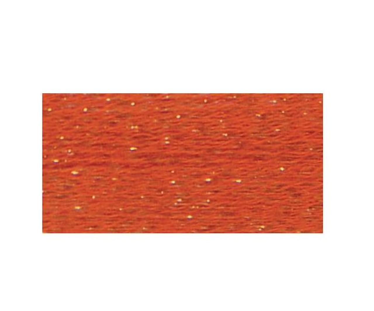DMC Etoile Floss #C900 - Dark Burnt Orange