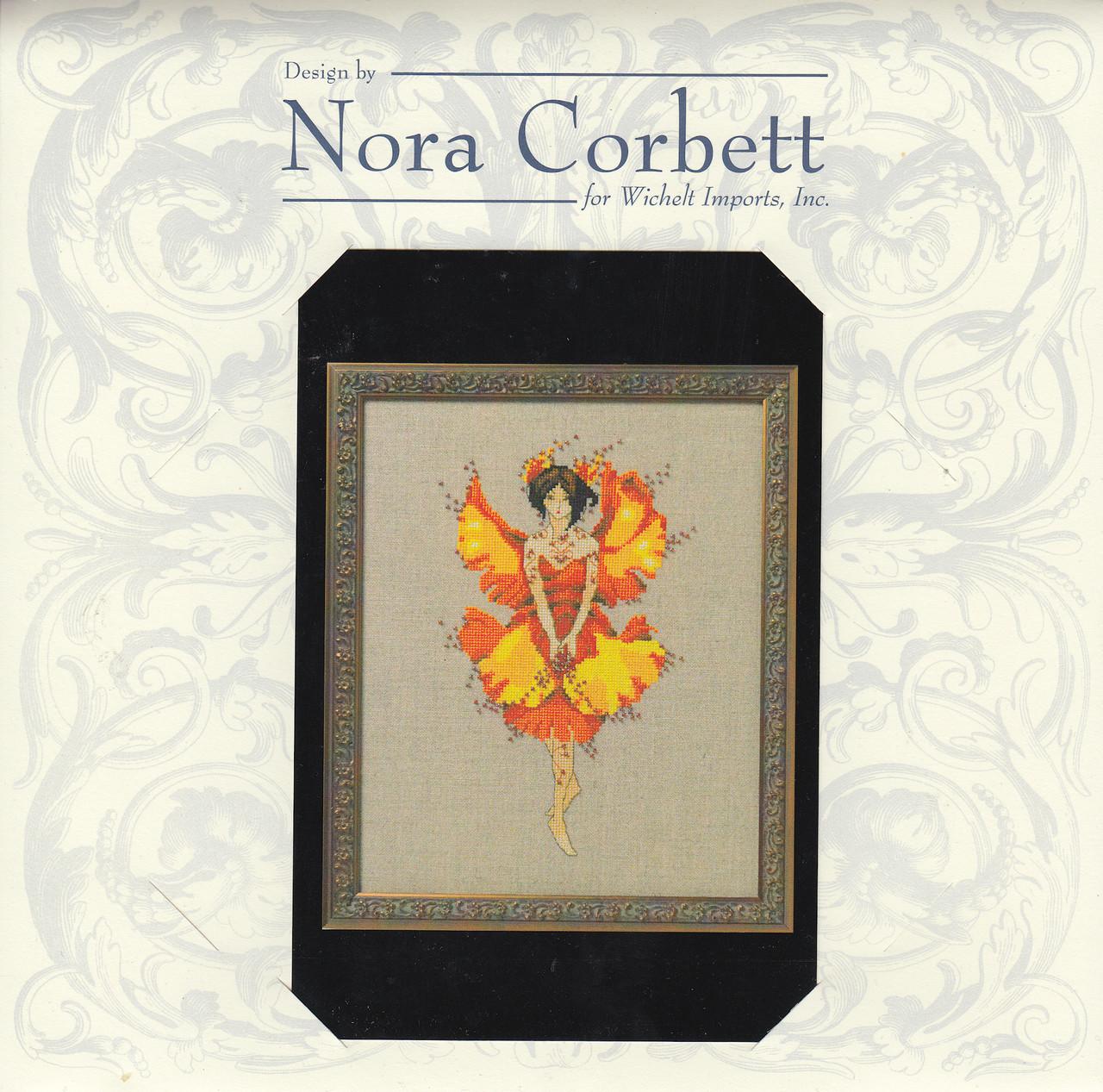 Nora Corbett - Miss Ginko