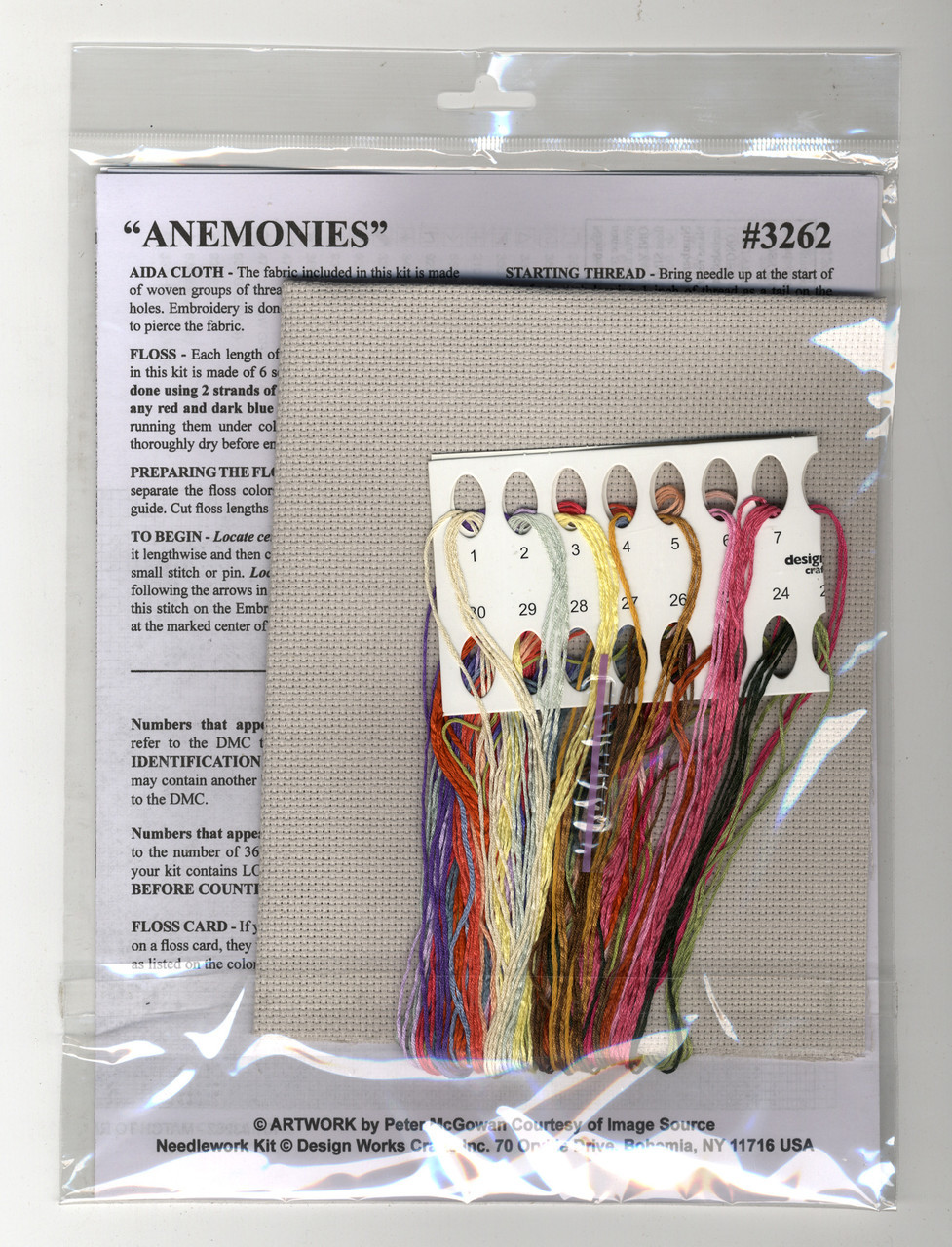 Design Works - Anemonies