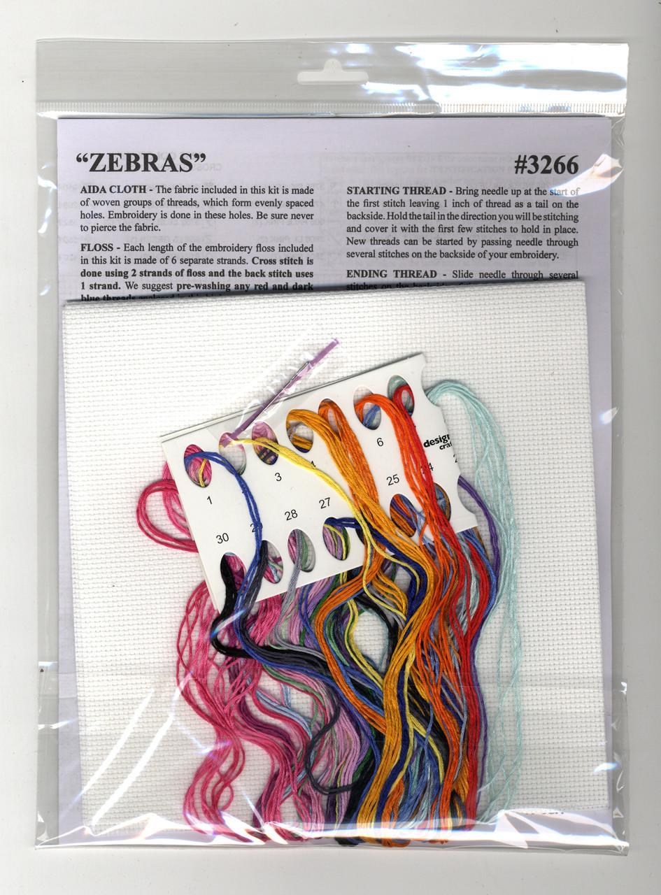 Design Works - Zebras