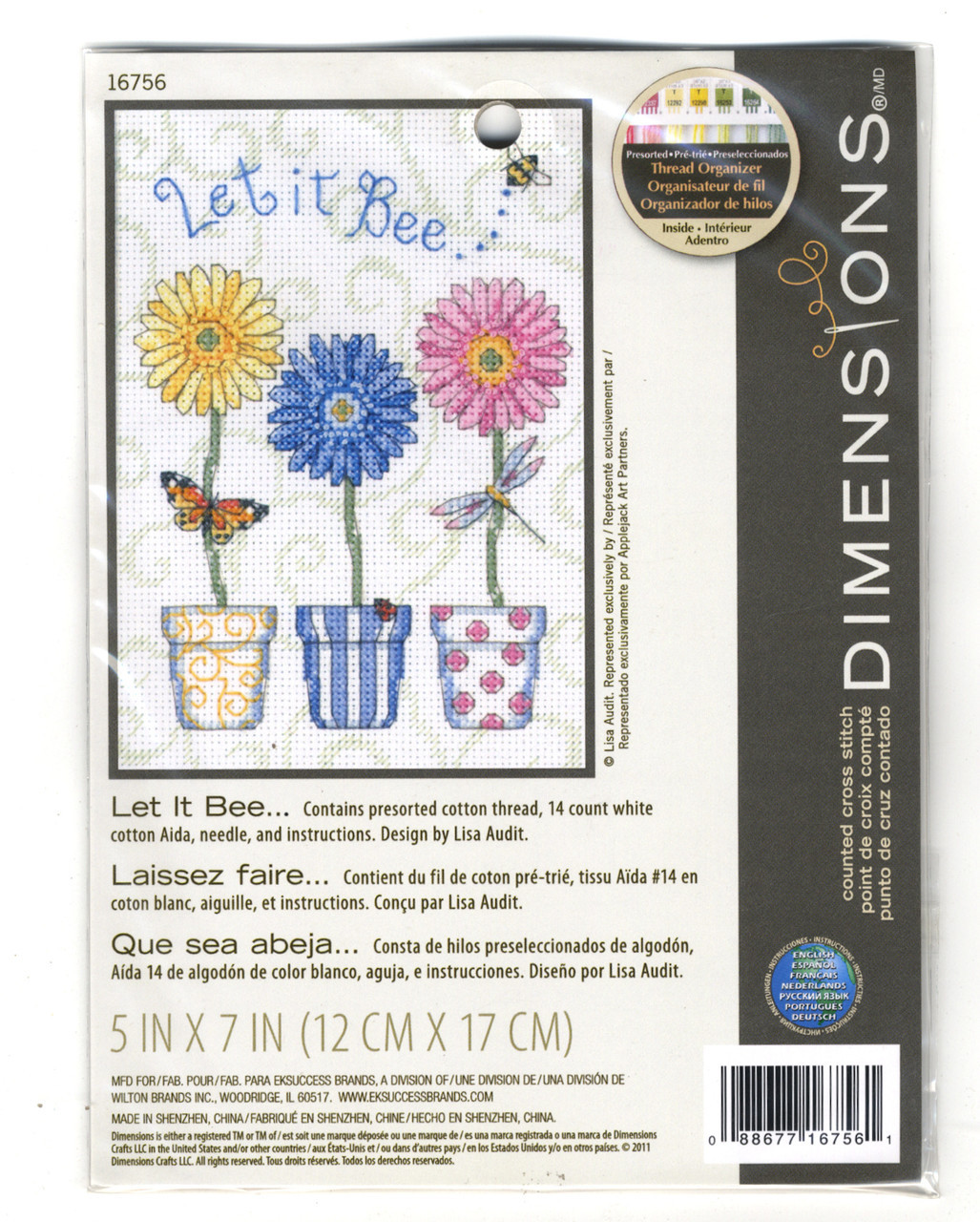 Dimensions Minis - Let it Bee...
