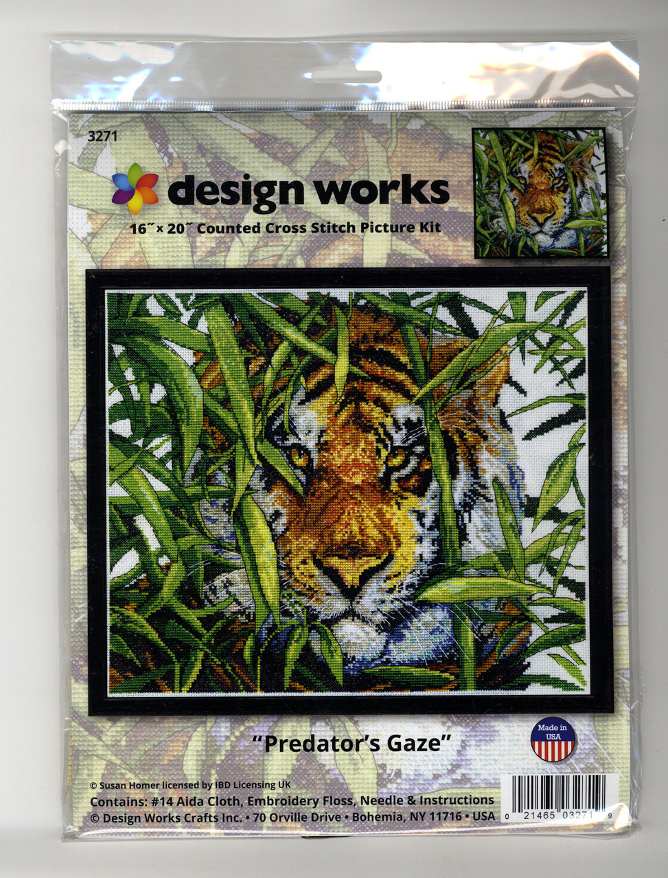 Design Works - Predator's Gaze