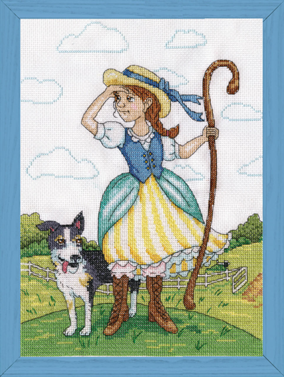 Design Works - Little Bo Peep