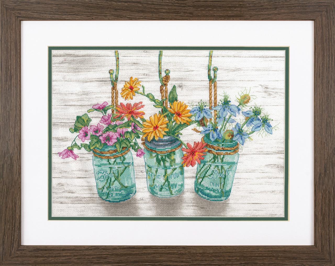 Dimensions - Flowering Jars