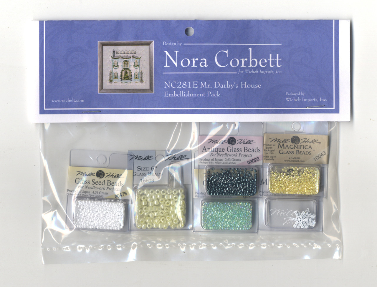 Nora Corbett Embellishment Pack  - Mr. Darby's House