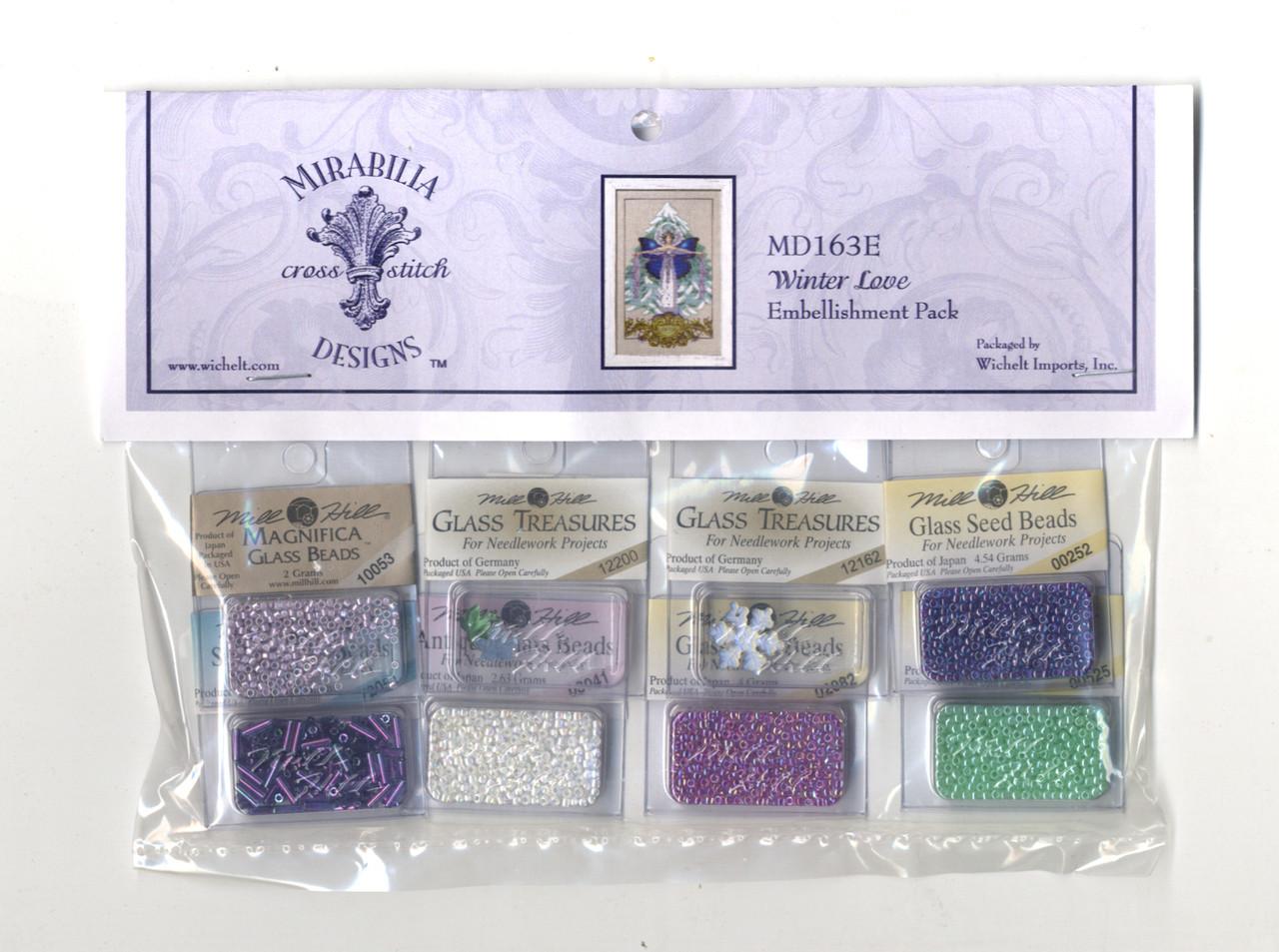 Mirabilia Embellishment Pack  - Winter Love