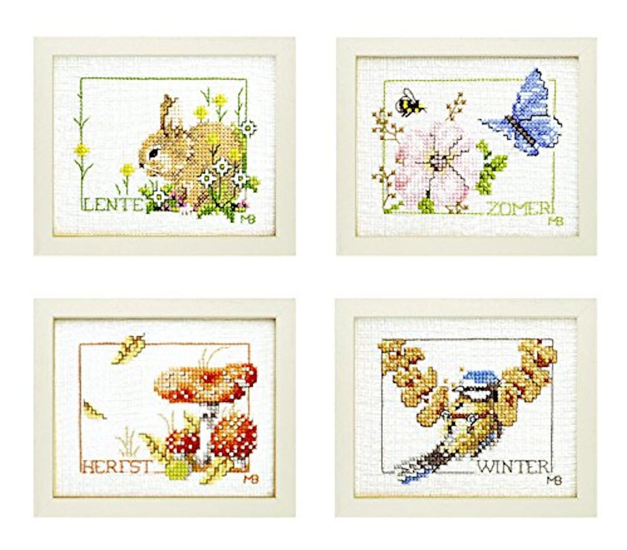 LanArte - Marjolein Bastin The Four Seasons