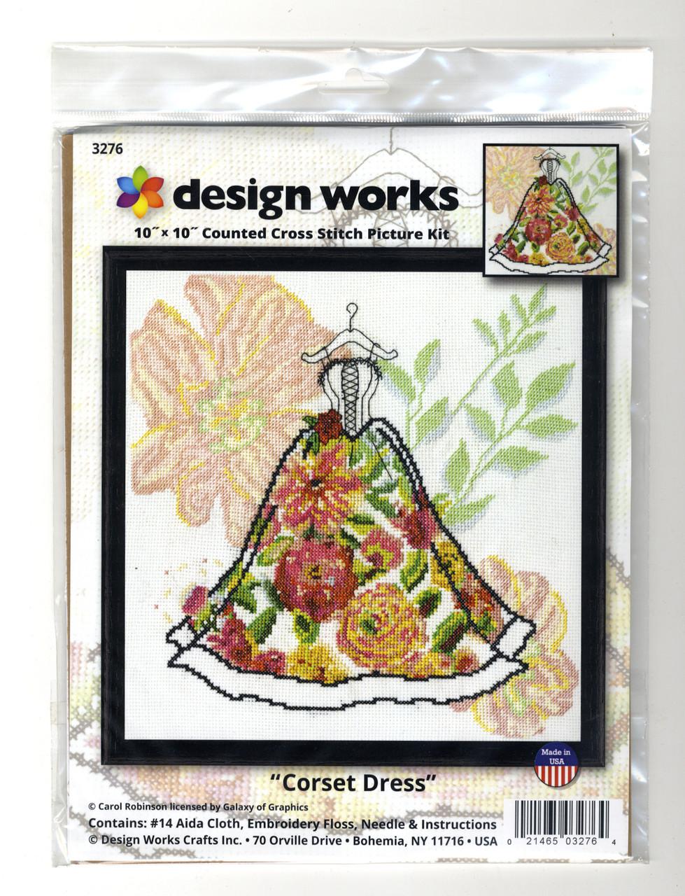 Design Works - Corset Dress