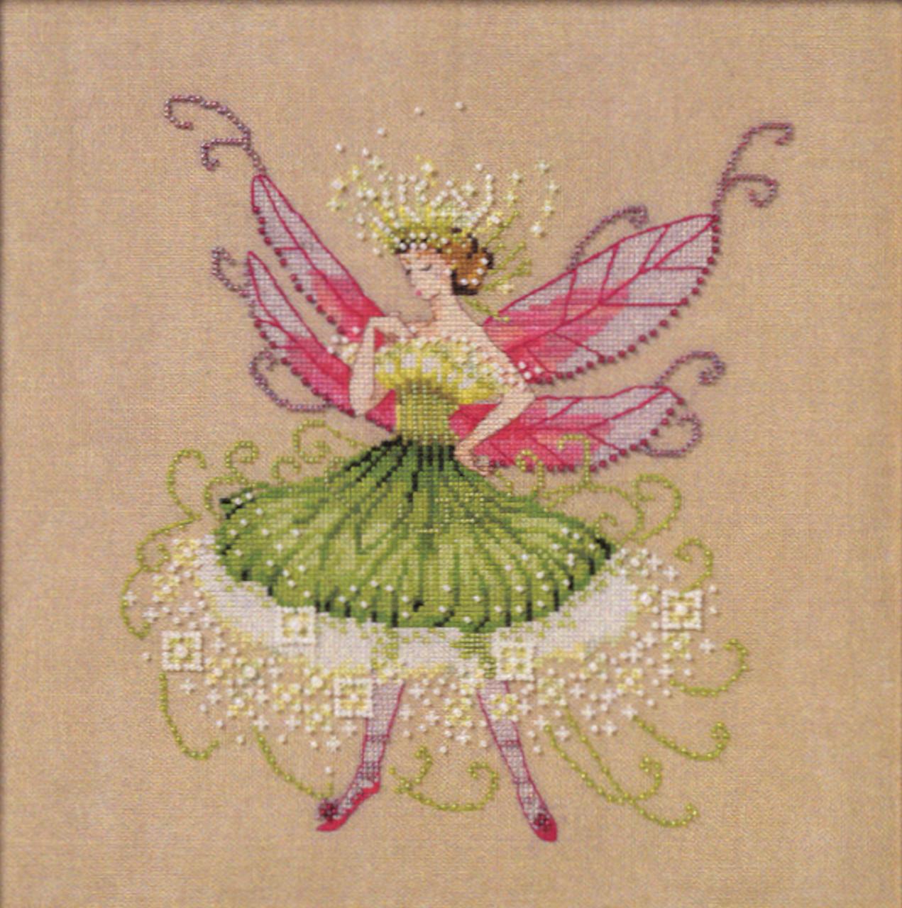 Nora Corbett Embellishment Pack  - Queen Anne's Lace
