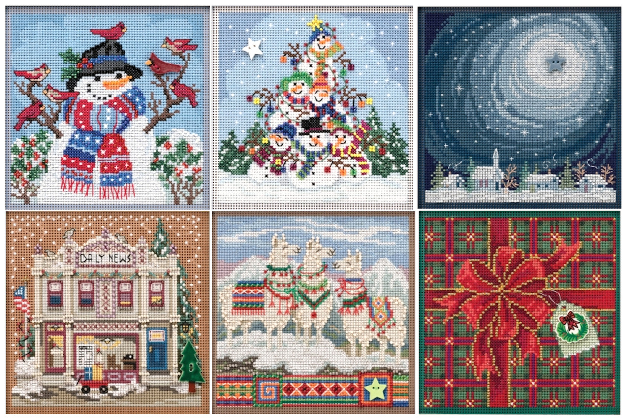 Winter,Autumn,+ *Mill Hill BUTTONS /& BEADS Counted Cross Stitch Kits YOU CHOOSE