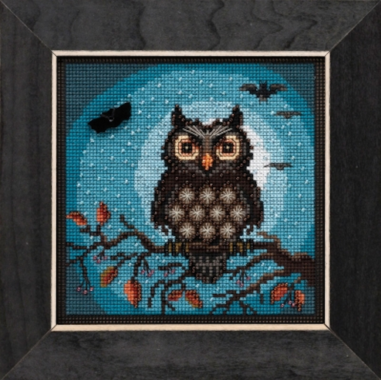 2019 Mill Hill Buttons & Beads Autumn Series - Midnight Owl