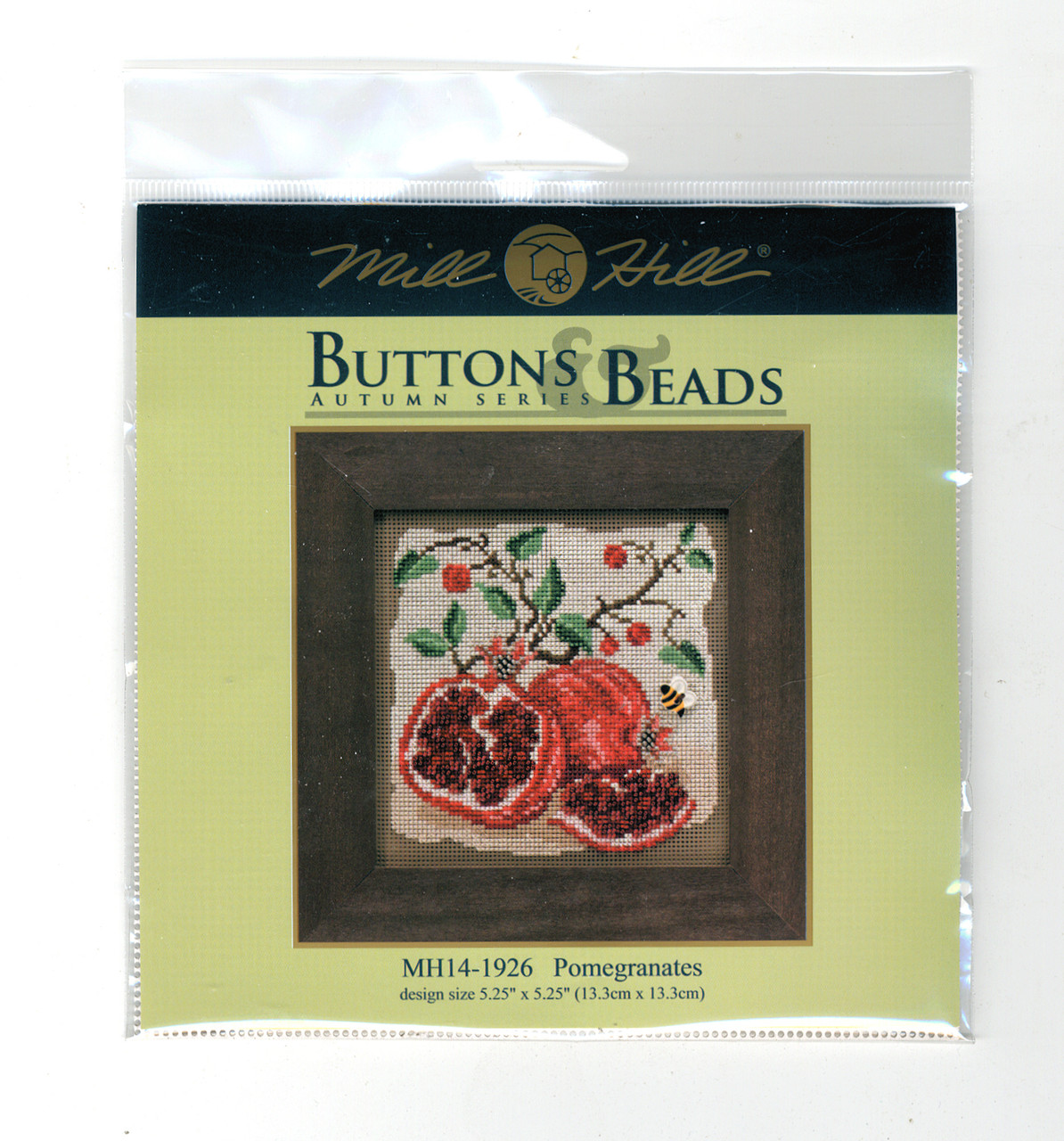 2019 Mill Hill Buttons & Beads Autumn Series Set (6 Kits)