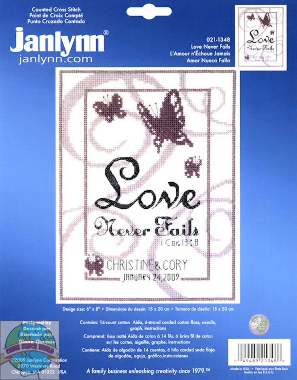 Janlynn - Love Never Fails