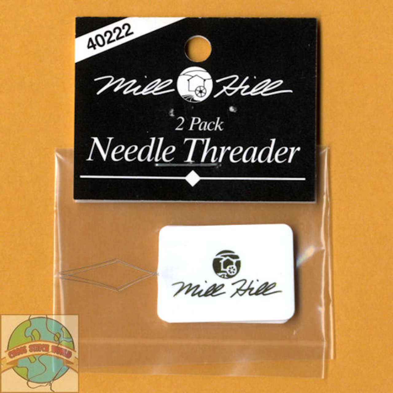 Crafts New Needle Threader 2-pack