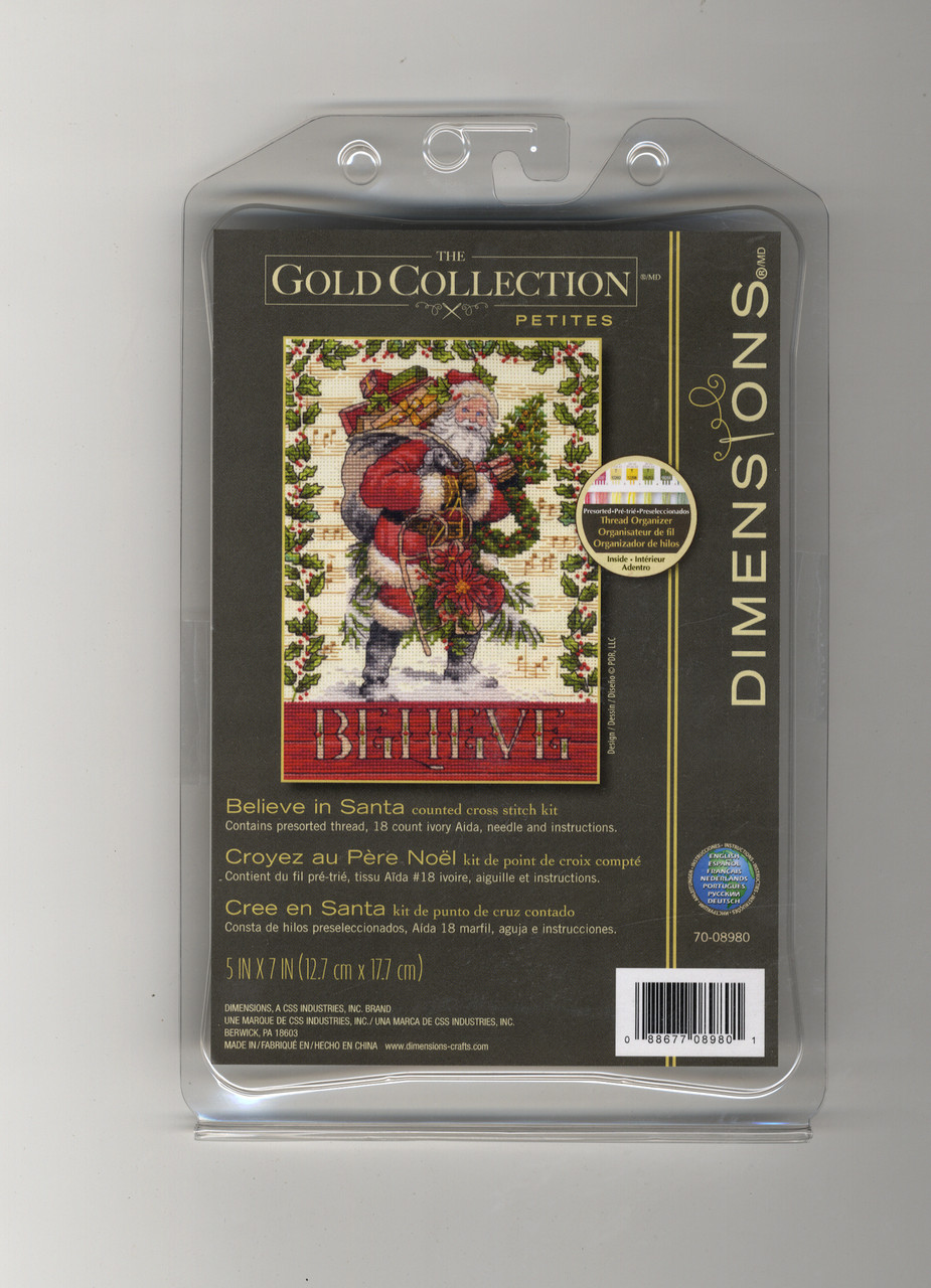 Gold Collection - Believe In Santa