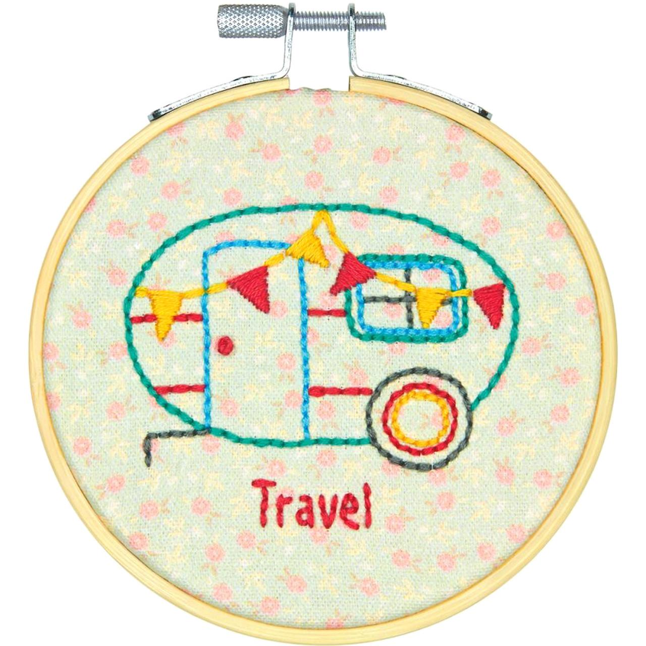 Dimensions Learn a Craft - Camper