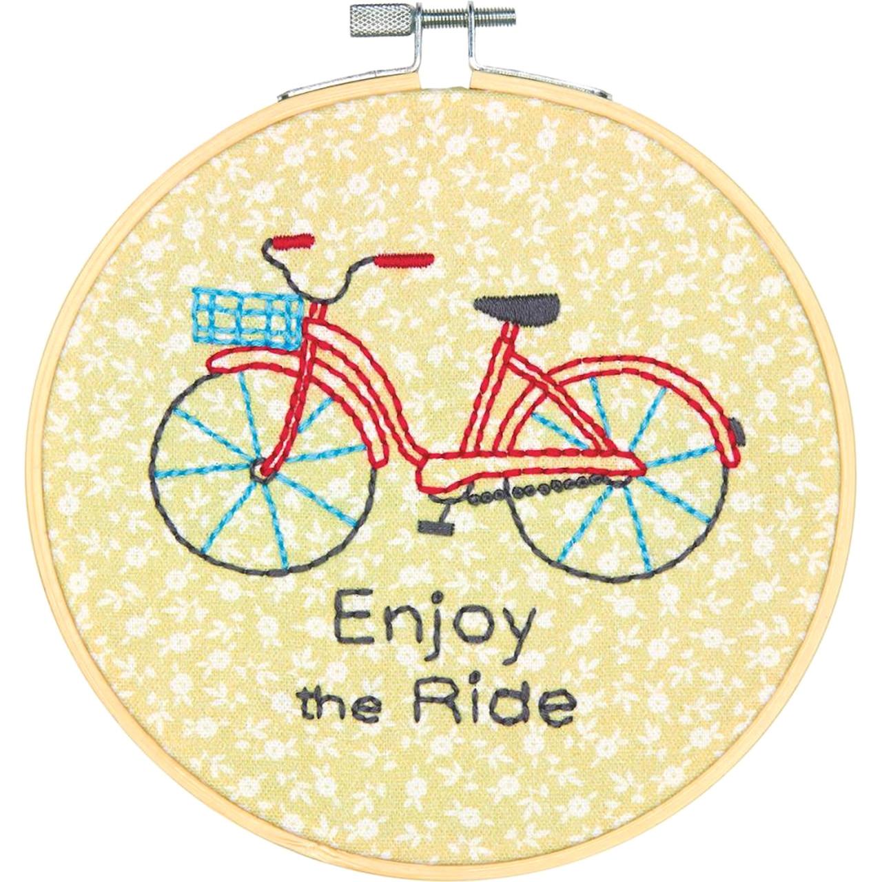 Learn a Craft - Bike Ride