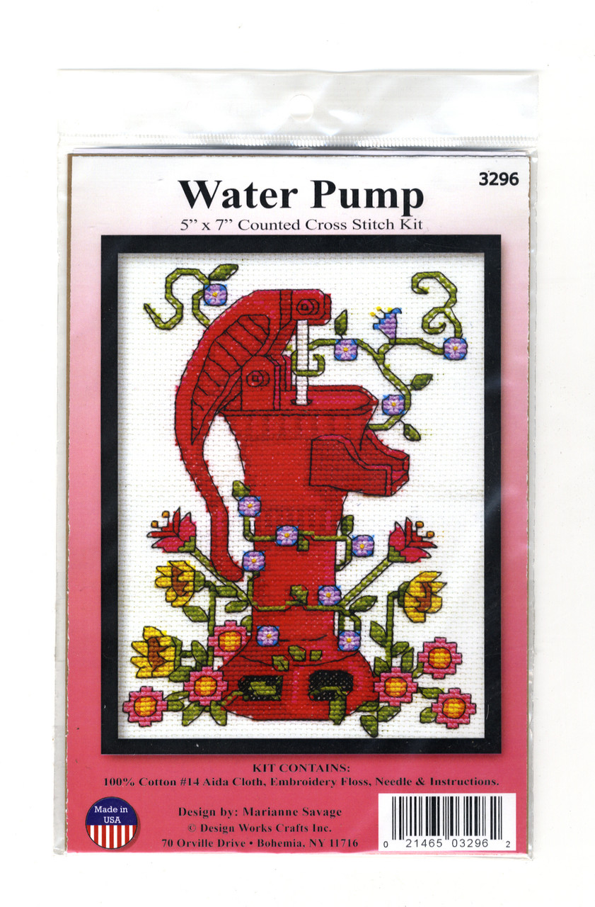 Design Works - Water Pump