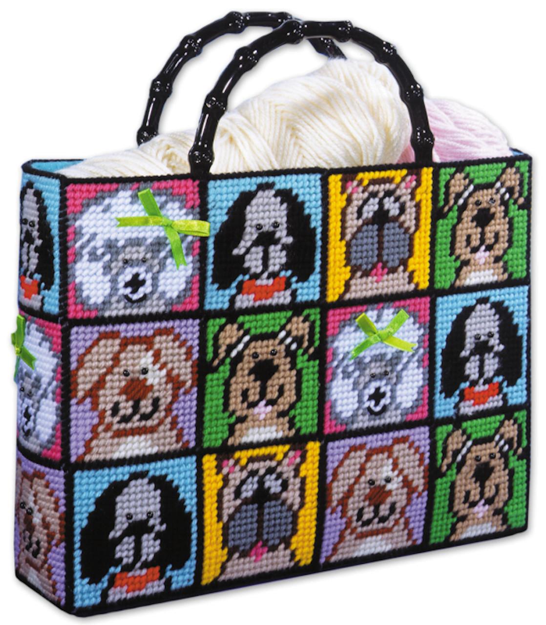 Design Works - Dog Tote Bag